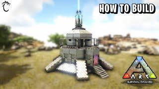 ARK - Tek Outpost - How To Build