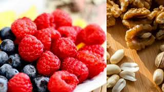 Best video of edible seeds dry fruits and nuts