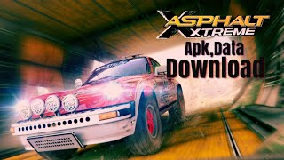 "Asphalt Xtreme Rally Racing Apk,Data Download For Android [Fix App Not Installed]""No Issue"" In Hindi"
