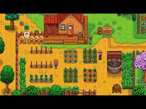 Relax & Chat On Fluff Farm! [Stardew Valley]