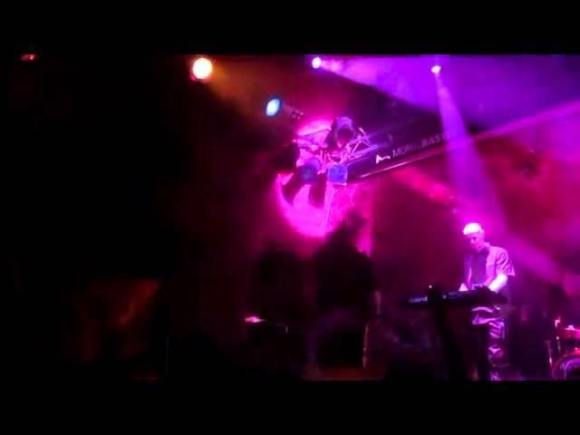 reADJUST Live at Wave-Gotik-Treffen Leipzig 2013