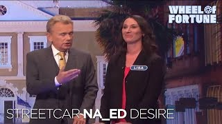 A Streetcar Na_ed Desire | Wheel of Fortune