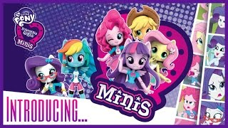Video MLP EG: [MINI PMV] Introducing... Equestria Girls Minis! download MP3, 3GP, MP4, WEBM, AVI, FLV Juli 2018