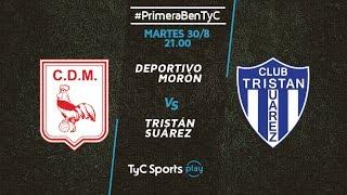 Deportivo Moron vs Tristan Suarez full match