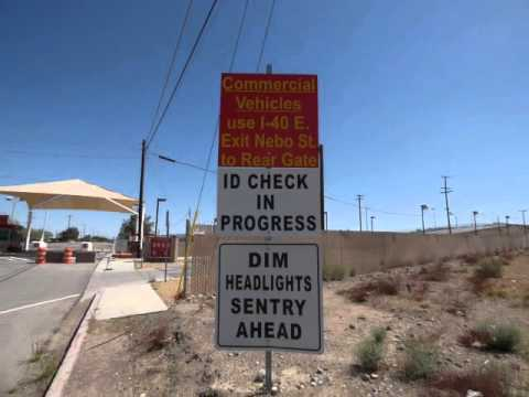 First ammendment audit Yermo logistic marine base in Barstow PT 1