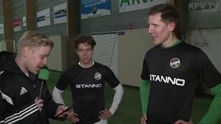 KPV haastattelu to 4.1.2017 - Ville Koskimaa ja Joonas Nissinen