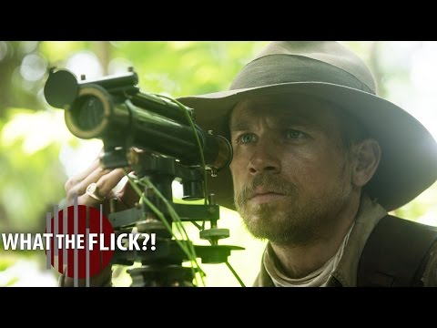 The Lost City Of Z -- Official Movie Review