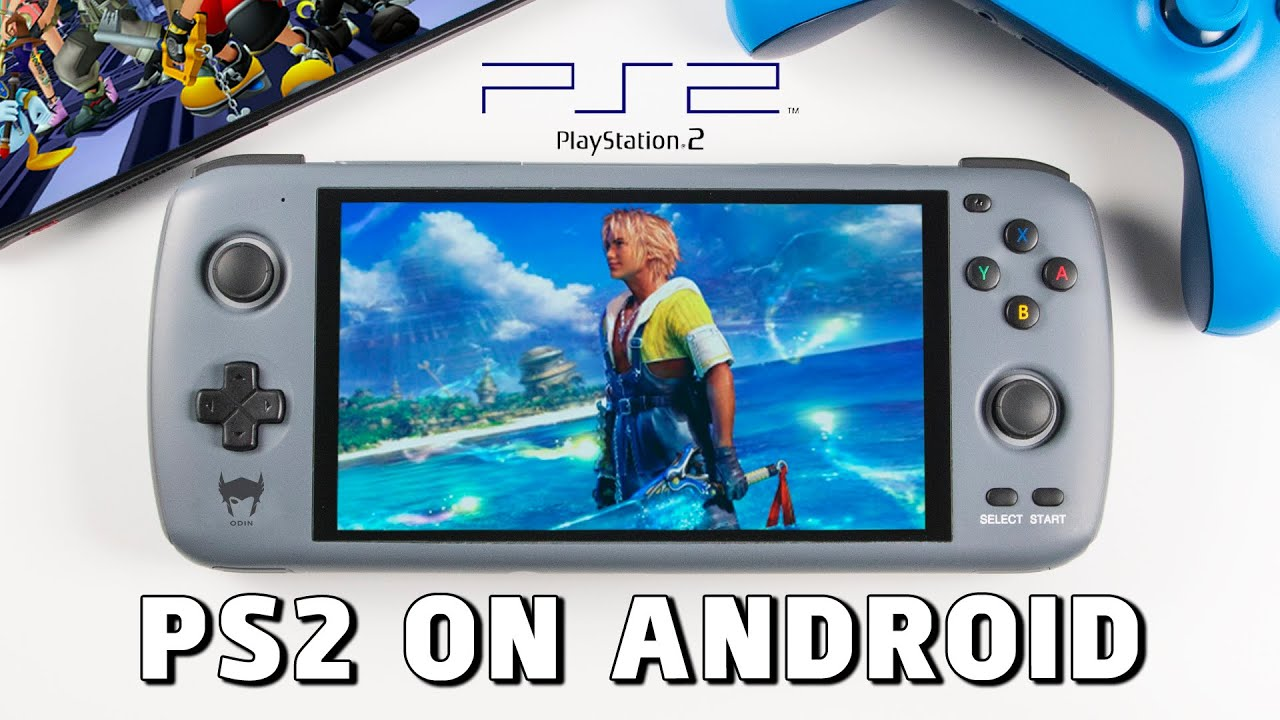 Android ps2