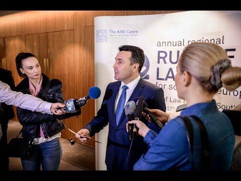 Заев: Реформите кои што носат напредок за Република Македонија треба да бидат приоритет за сите
