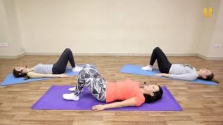 Заряд бодрости #42. Дыхательная гимнастика Оксисайз. Комплекс №4
