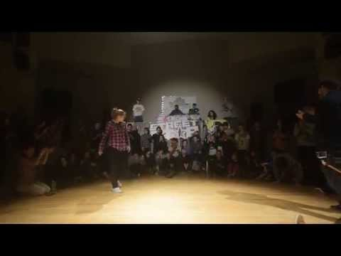 New Blood | StreetStar Belarus - Popping Final - Kriss (win) vs Zlo