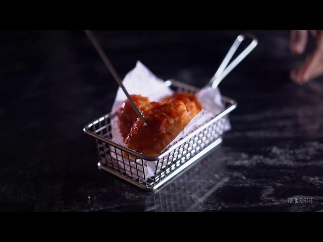 ไก่ทอดเกาหลี วิธีทํา International Fried Chicken - Cook's Step Online