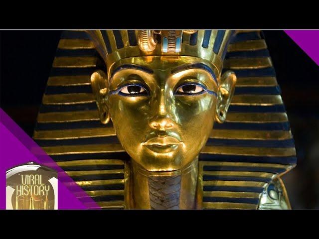 Tutankhamun - Treasures of the Golden Pharoah Exhibition Tour with Dr Angela Stienne