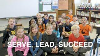 Serve, Lead, Succeed!