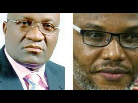 World Igbo Congress backs Kanu on referendum; Nwodo offers Kanu top position for peace sake