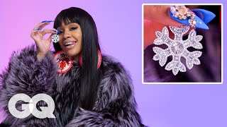 Download ICY GRL Saweetie Shows Off Her Insane Jewelry Collection | GQ Mp3 and Videos