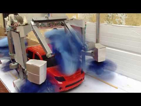 The Ryko Car Wash Toy