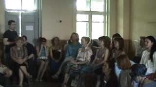 Мельцер Борис. Встреча со внутренним ребенком, блок 53 (05.05 2013)