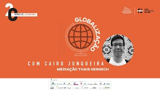 """20 HORAS DE LITERATURA """"Globalização"""" 14 de setembro"""