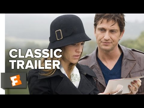 P.S. I Love You (2007) Official Trailer - Gerard Butler, Hilary Swank Movie HD