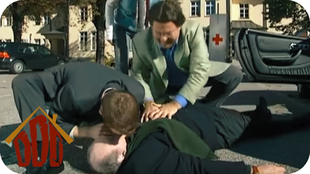 Ein SCHUSS nach HINTEN | DIE DREISTEN DREI - DIE COMEDY WG