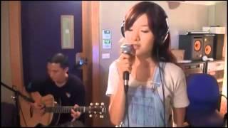 梁靜茹- 愛久見人心(關詩敏 Sharon Kwan Cover)繁中字幕