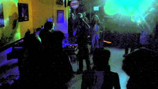 Luv Fyah chants w/ Ras Kush on Inner Standing Sound - USA UNOD Launch Party 2015