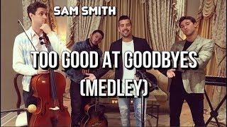 Video Sam Smith Mashup | Michael Constantino download MP3, 3GP, MP4, WEBM, AVI, FLV Juli 2018