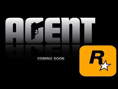Agent Nuevo Juego de Rockstar Games Proximamente