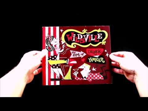 Wildsville: The Art of Derek Yaniger [BOOK REVIEW]