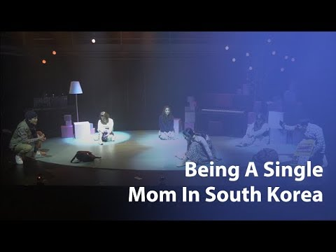 Being A Single Mom In South Korea