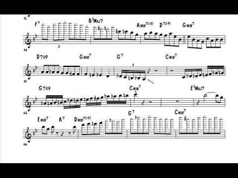 Lew Soloff's trumpet solo on