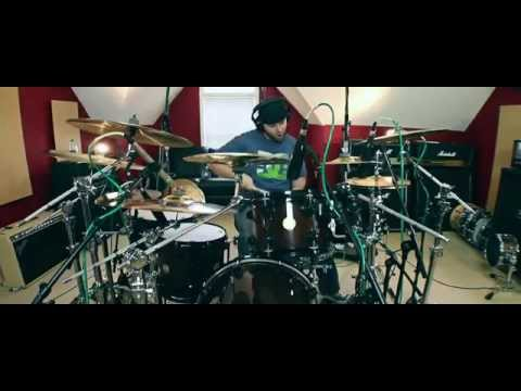 Lacuna Coil - To The Edge (Cinematic Drum Cover) 1080P