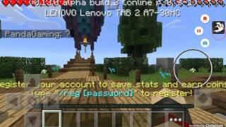Minecraft PE 教学影片