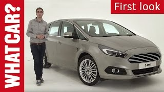 All-new 2015 Ford S-Max - five key facts