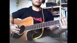 Lamb of God - Desolation (acoustic guitar cover)