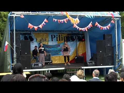 DAKILANG LAHI By Kim And Mabel Regasa @ Phil. Independence Day 2011, Holland