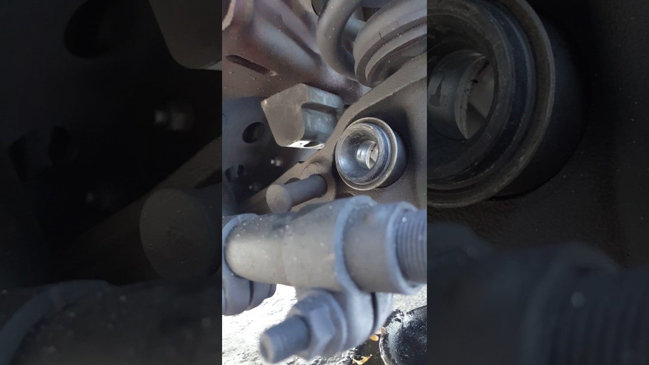 2016 Ford F250 >> Cambió de bujes de la barra estabilizadora de un Ford E150 2000 - YouTube
