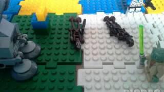 Star Wars 8 Explosion De Mathias Et Thomas #picpac #stopmotion #lego