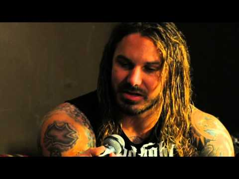 As I Lay Dying Interview 2012