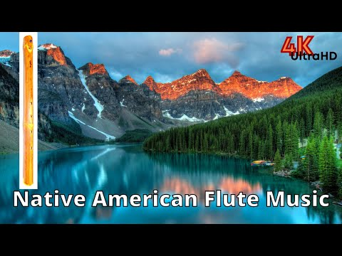 Beautiful Native American Flute Music, Meditation Music, Flute Music
