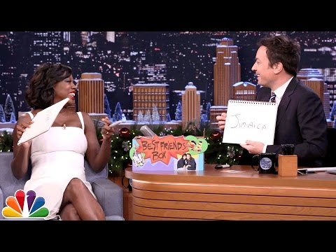 Thumbnail: Best Friends Challenge with Viola Davis
