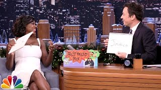 Best Friends Challenge with Viola Davis