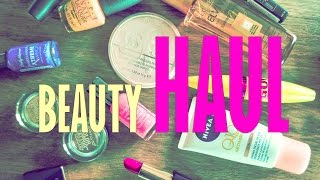 BEAUTY HAUL | Fashion Diaries(Clic here to my latest video | Mirá mi video anterior: https://www.youtube.com/watch?v=OPtvf... ❤❤❤ ABRÍ PARA MÁS INFORMACIÓN ❤❤❤ Participá del sorteo y ..., 2014-11-07T18:24:52.000Z)