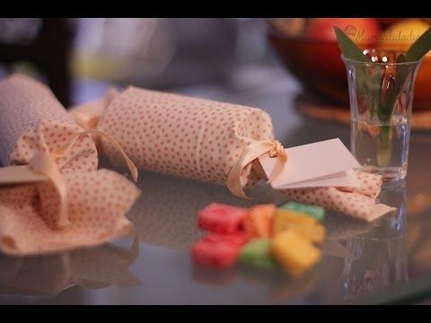 Manualidades con rollos de papel youtube - Manualidades de papel para decorar ...