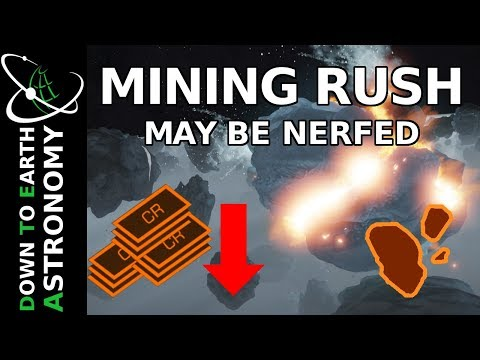 Mining May Be Nerfed!! Get Your Credits Now! | Elite Dangerous