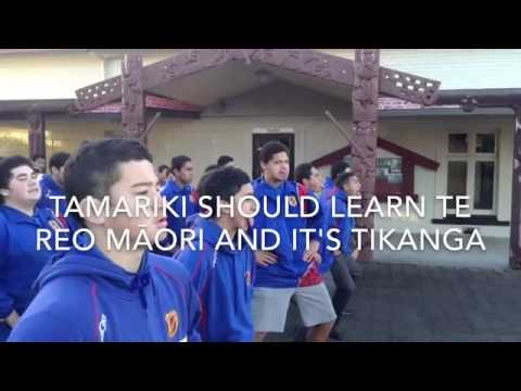 Māori Language Week 2014