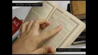 İncil,Tevrat, Zebur ve Kutsal Kitabı tanıyalım. thumbnail