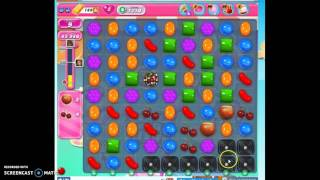 Candy Crush Level 1210 help w/audio tips, hints, tricks