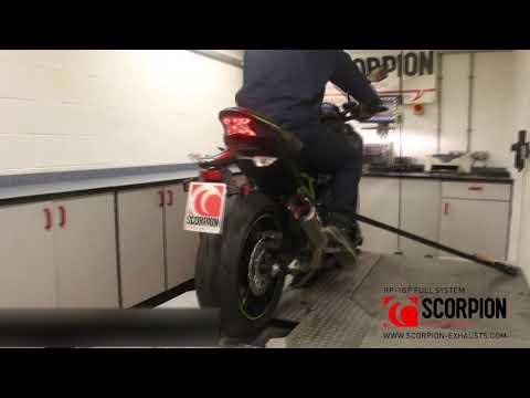 Kawasaki Z900 Scorpion Full Exhaust System *Euro 4*